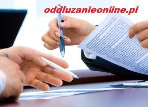 oddłużanie pomoc prawna